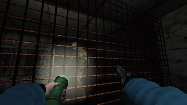 VR Zombie Horror Games screenshot-3