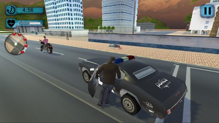 Superhero Crime Fighter screenshot-4
