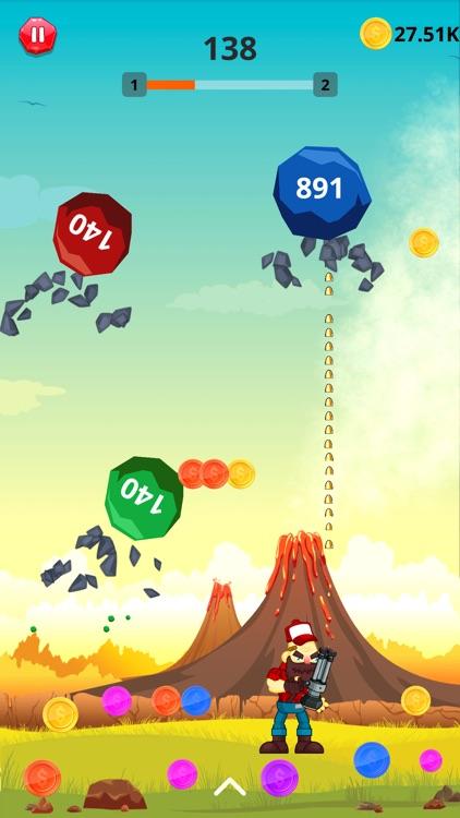 Stone Blast - Top Ball Games screenshot-3