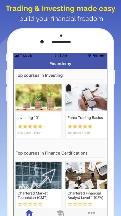 Finandemy - Learn to invest screenshot-4