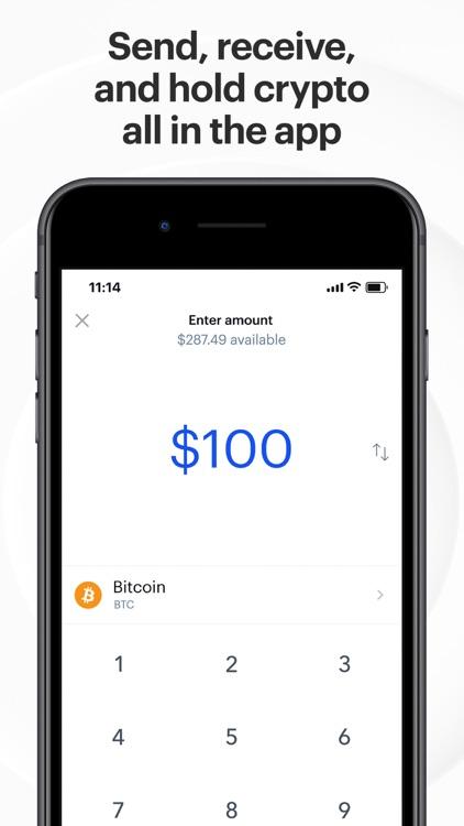 Coinbase – Buy & sell Bitcoin screenshot-6