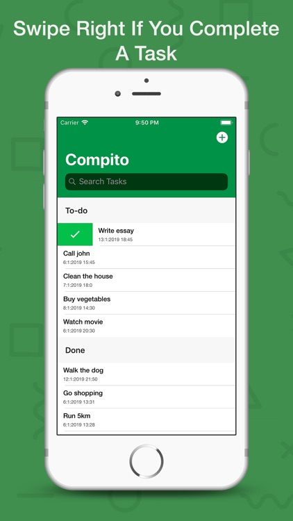 Compito - To-Do List & Task screenshot-4