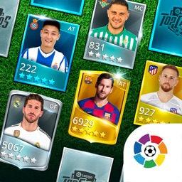LaLiga Top Cards Soccer 2020
