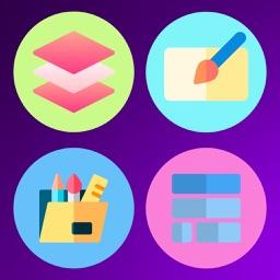 App icon & widget themes