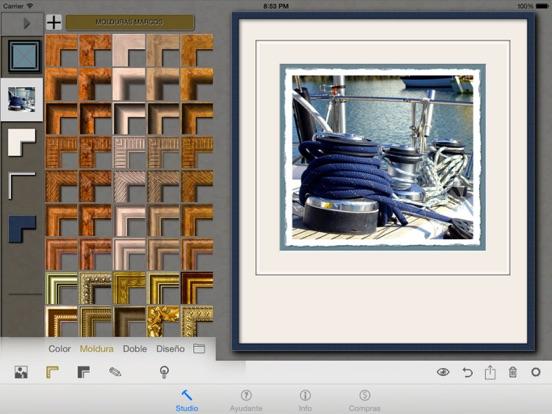 Frame Builder - Photo Framing Screenshots