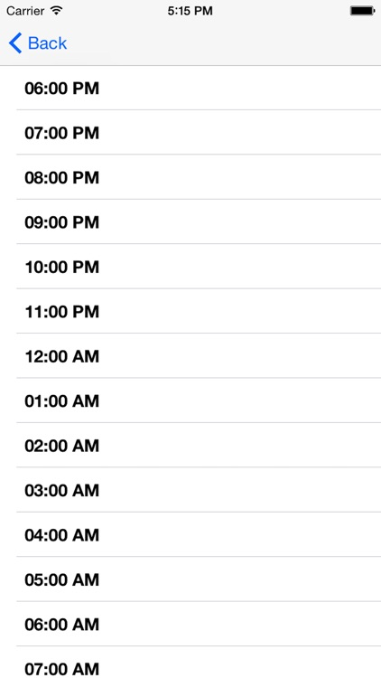 TimeChime: Hourly Chime screenshot-4