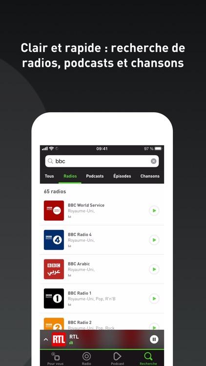 radio.fr - radio et podcast screenshot-6