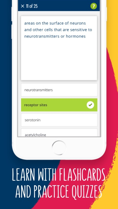Screenshot for Cengage Mobile in India App Store