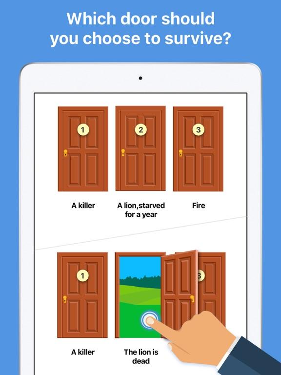 iPad Image of Easy Game - Brain Test