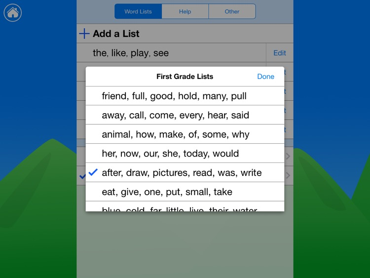 Sight Words and Spelling Games screenshot-3