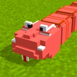 Snake Road 3D: Hit Color Block