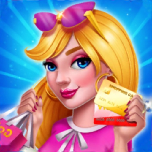 Shopping Fever - Girls Game