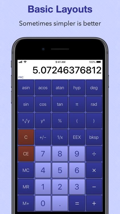 NeoCal Advanced Calculator screenshot-5
