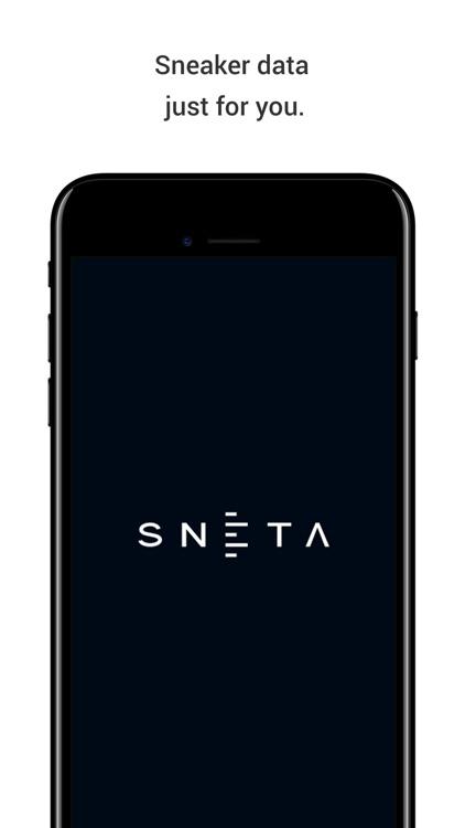 SNETA - SNEAKERS DATA screenshot-4