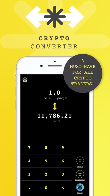 Crypto Converter: Live Prices