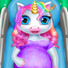 Aysha Irfan - Unicorn Mommy Care Game  artwork