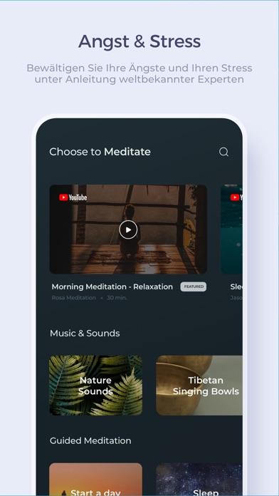 be&one: Meditation & SchlafScreenshot von 7