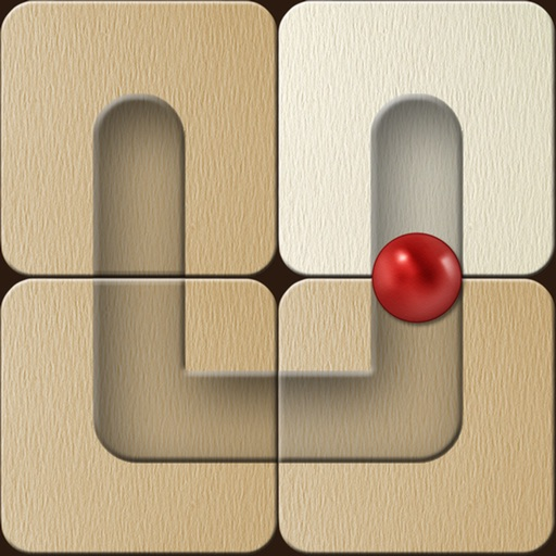 Roll the labyrinth ball