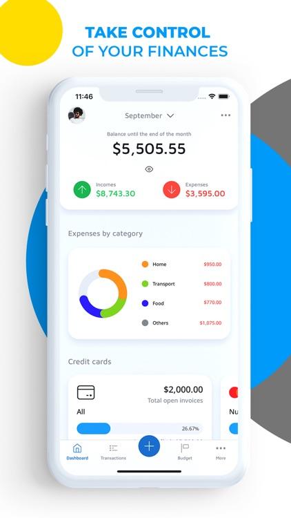 Mobills - Budget Planner screenshot-0