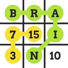 Activities of Brain Games : Words & Numbers