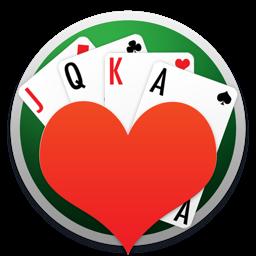 Ícone do app Hearts Cards