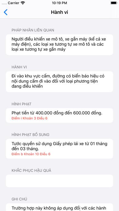 600 - Câu Hỏi Giấy Phép Lái Xe screenshot 10