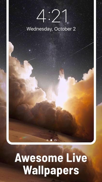 Fancy Wallpaper & Lock Screen screenshot-5