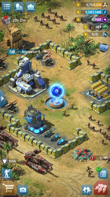 Battle for the Galaxy War Game screenshot-0
