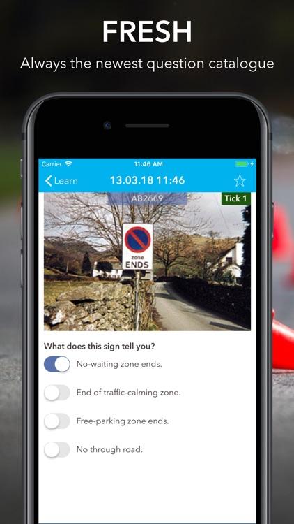 Driving Theory Test Car UK screenshot-3
