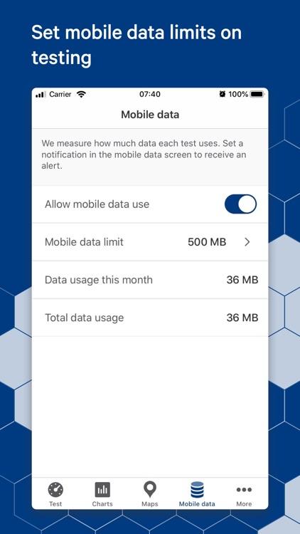 FCC Speed Test screenshot-4