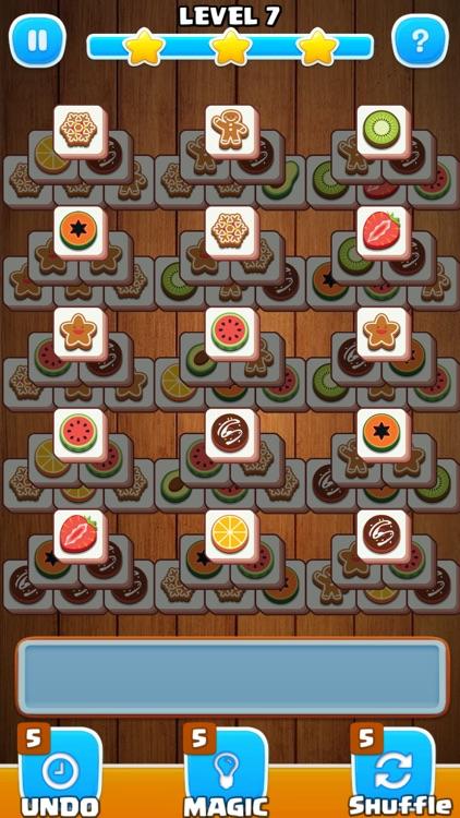 Tile Match Sweet: Triple Match screenshot-6