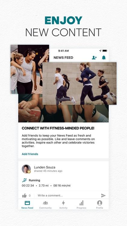adidas Running App Runtastic screenshot-3