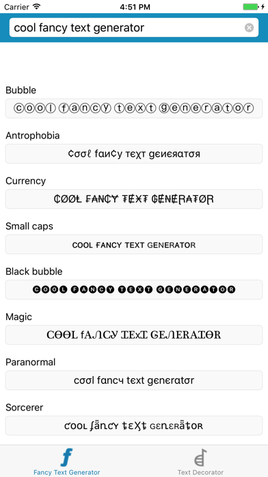 Download Cool Fonts - Fancy Cool Text for Pc