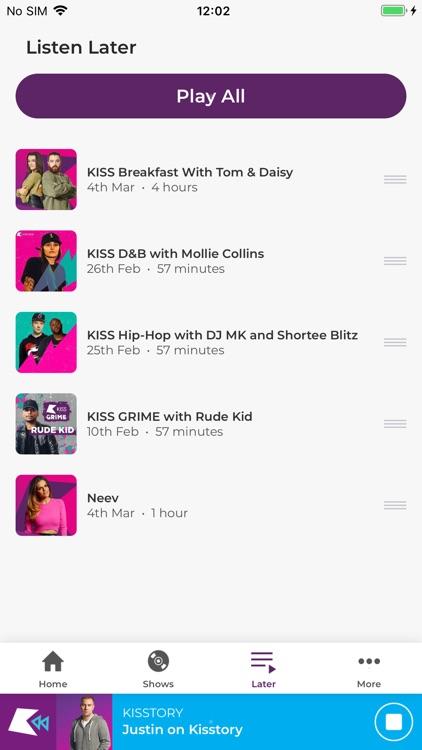 KISS KUBE screenshot-3