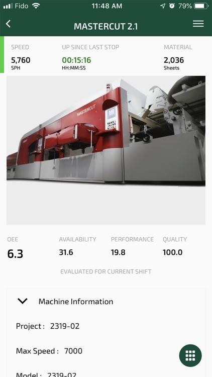 Mobile Portal for GPI screenshot-3