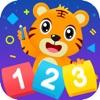 贝乐虎数学-3-6岁宝宝早教启蒙智力益智数学游戏 - iPhoneアプリ
