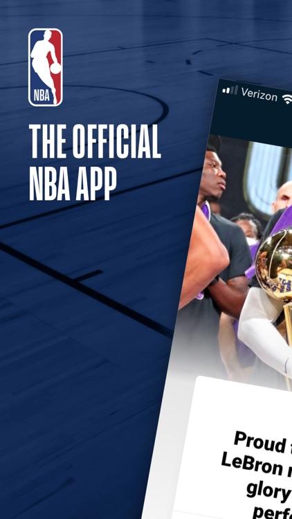 NBA: Live Games & Scores screenshot-0