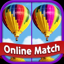 5 Differences : Online Match