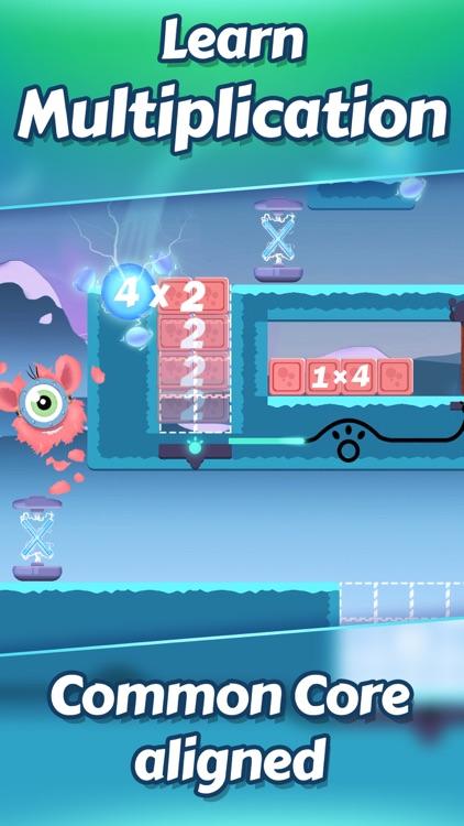 Multifly: Multiplication Games screenshot-0