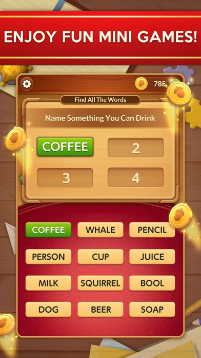 Word Card: Fun Collect Game for windows pc