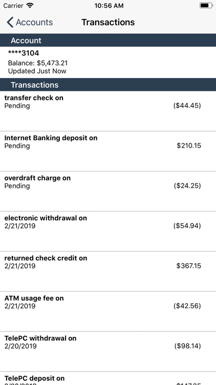 Del Norte Bank Mobile App