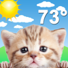 Gatos del Clima: Weather Cat