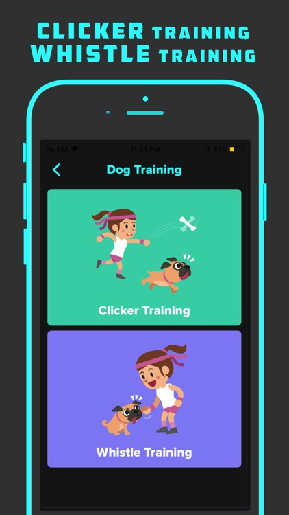 Dog Trainer with Whistle screenshot-6