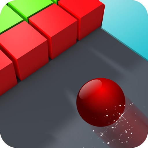 Color Ball in Trouble iOS App