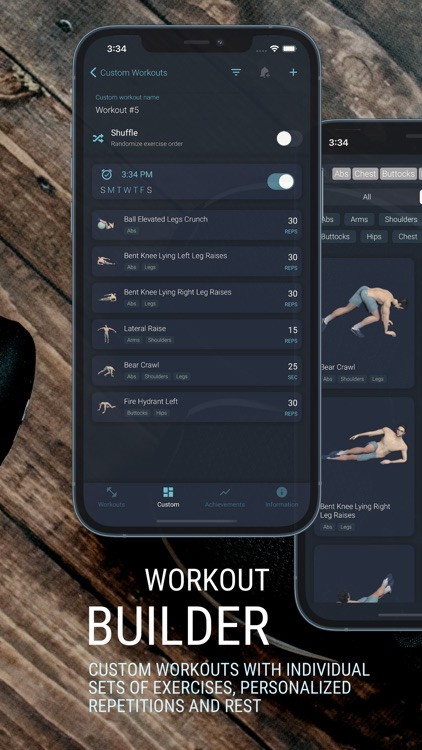 Home Workout - Daily Fitness screenshot-7