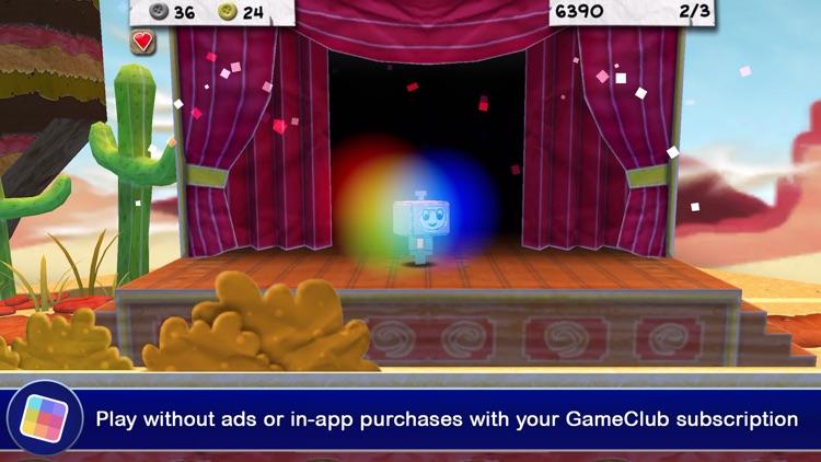 Paper Monsters - GameClub screenshot-4