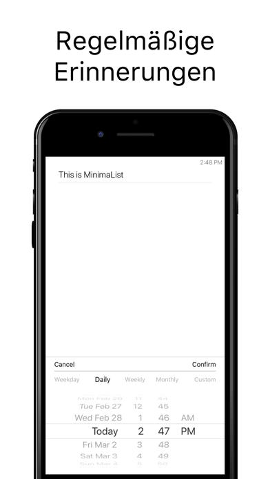 Herunterladen MinimaList - To Do Liste für Pc