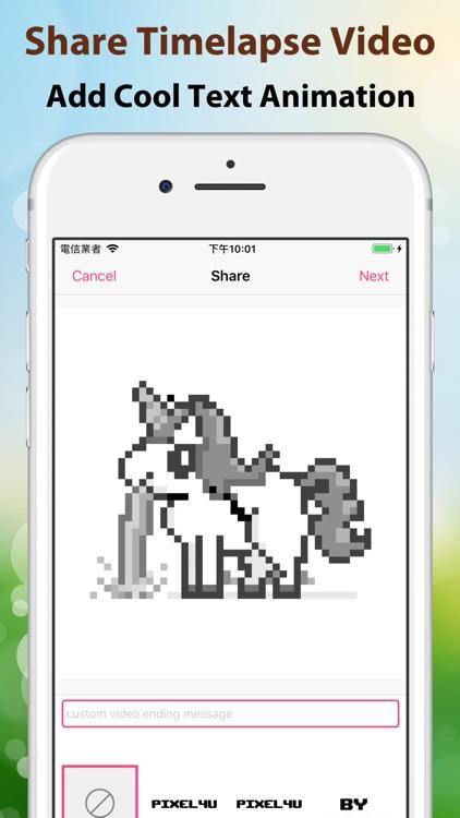 Pixel4u: Color By Number Game screenshot-3