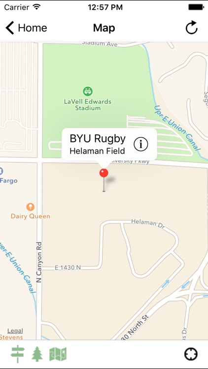 Rugby - BYU Cougars Edition screenshot-3