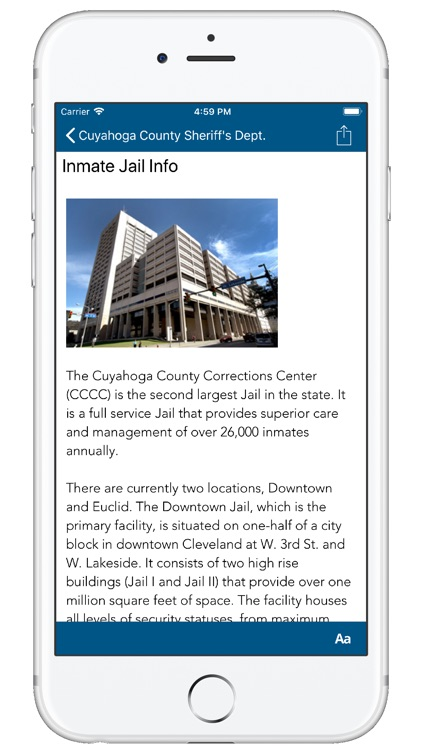 Cuyahoga County (OH) Sheriff